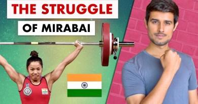 Mirabai Chanu |Inspiring Struggle Story |Tokyo Olympics 2021 | Dhruv Rathee
