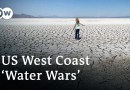 North America drought: As wildfires rage, farmers are running out of water | DW News