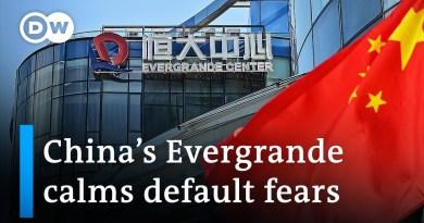 Evergrande seeks to reassure investors | DW Business