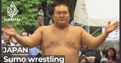 Japan: Sumo wrestling champion Hakuho to retire