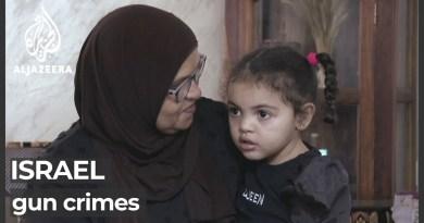 Deadly shootings increase in Palestinian-Israeli communities