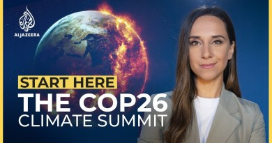 What is COP26 and can it save the planet? | Start Here