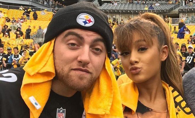 Miller Ariana Grande And Mac 2017 Snapchat