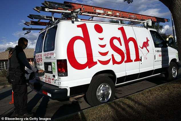 Dish lost 341,000 subscribers in their third quarter. Just last year, the figure was 16,000