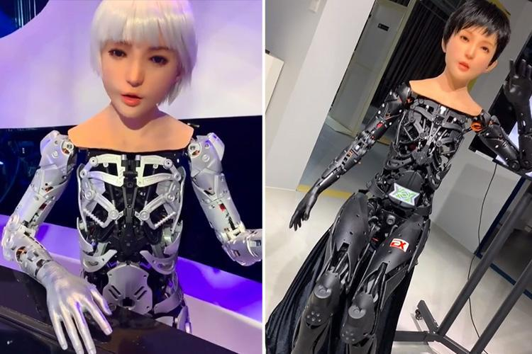 3d sex robots