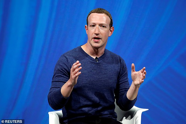 Facebook shares took a pummeling in early trading, opening 2.5 per cent down and wiping around $9.5billion of the company's value