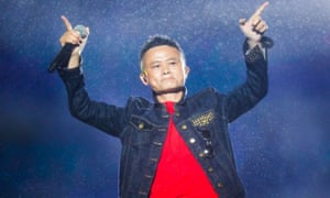 Jack Ma, CEO of the Alibaba group and owner of the South China Morning Post.