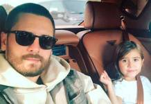 debeda953b03 Scott Disick and Penelope Disick Enjoy Sweet Father-Daughter