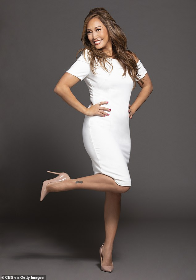 Carrie Ann Inaba is considering adoption at 51-years-old ...
