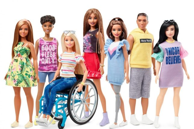 Owning a Barbie in a wheelchair made me feel accepted