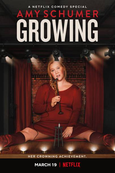 Amy Schumer's new Netflix special is the realest (and most