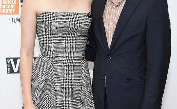 Lady Bird's Greta Gerwig and Noah Baumbach secretly welcome