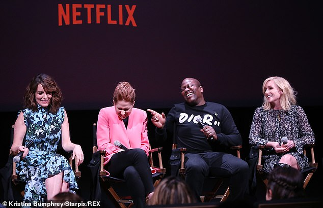 Unbreakable cast:Unbreakable Kimmy Schmidt was created by Tina Fey and Robert Carlock, which was originally being developed as an NBC sitcom, when the network asked Fey and Carlock to develop a show for The Office star Ellie Kemper