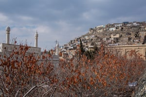 The hills of Kabul are lined with informal houses and neighbourhoods that haven't yet been officially registered.