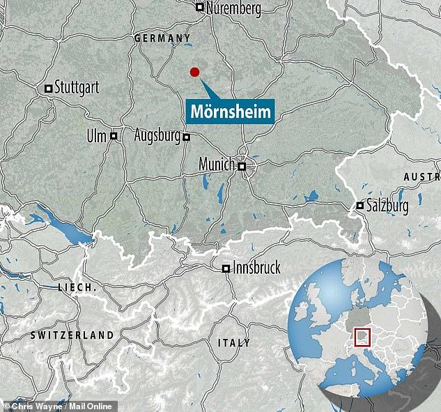 Alcmonavis poeschli , was unearthed in Schaudiberg quarry, near Mörnsheim, in southern Germany's Altmühl Valley