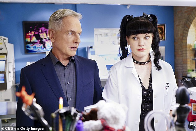 Bye!Pauley left her role as forensic scientist Abby Sciuto on NCIS last year after working on the show with star Mark Harmon for 15 seasons