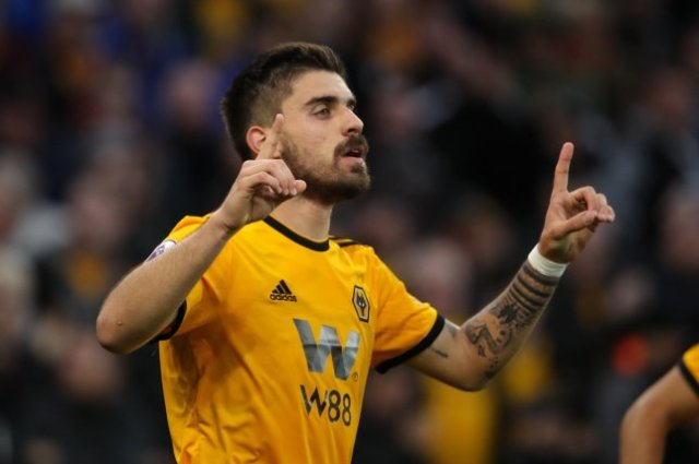 Ruben Neves has impressed during Wolves' Premier League campaign