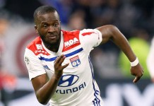 2fc378d3c17 Man Utd will  only make move  for Lyon star Ndombele once Pogba s future is  confirmed