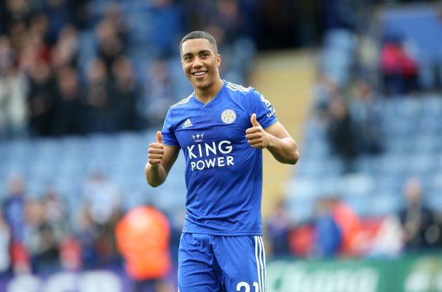 Manchester United have not taken the chance to sign Youri Tielemans