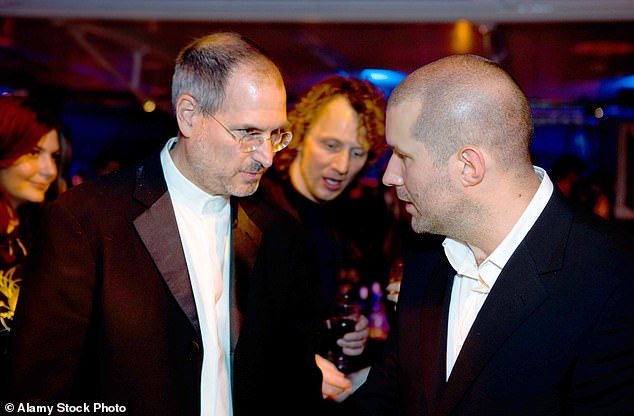Ive shared a close rapport with the late Apple CEO Steve Jobs and the two often debated the company's product design