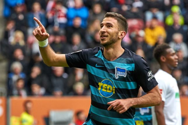 Liverpool have loaned Marko Grujic back to Hertha Berlin next season