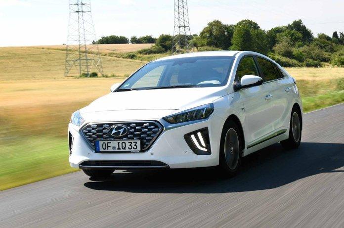 Hyundai Ioniq 1.6 GDi Hybrid SE DCT