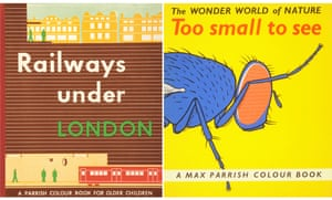 Clarity and insight … Marie Neurath's children's book jackets.