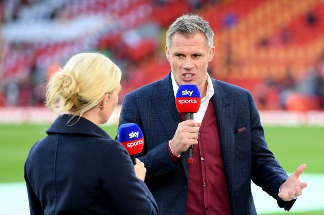 Jamie Carragher names Liverpool's one big problem against Arsenal