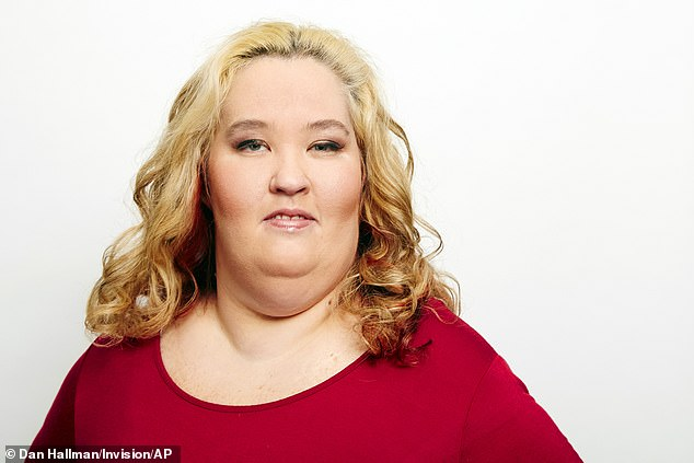 Tough: Mama June Shannon's career is in jeopardy as producers begged for her 'to get help' just months after she was arrested for cocaine possession following a domestic altercation with her boyfriend Geno Doak, according to TMZ