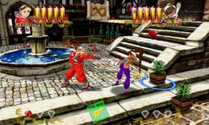 a screenshot of Power Stone.