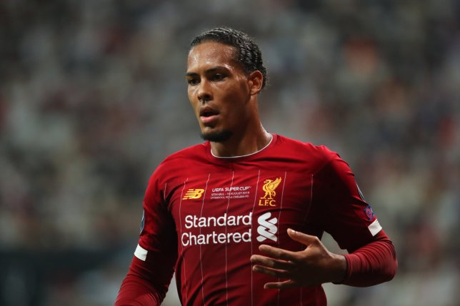 Virgil van Dijk and Liverpool beat Chelsea to win the Super Cup in Istanbul