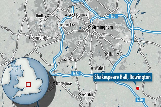 Shakespeare Hall used to be owned by the Shakespeare family and local legend has it the great bard wrote his play 'As You Like It' there