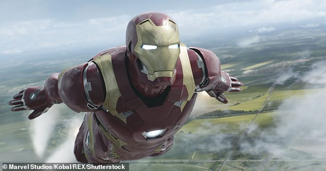 The real life Iron Man suit is similar to the one worn by Tony Stark in the Marvel cinematic universe.In documents that formed part of the patent claim,the company cited the Iron Man suit's abilities