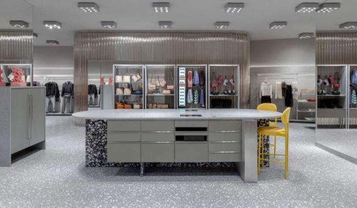 Esprit presents new store concept