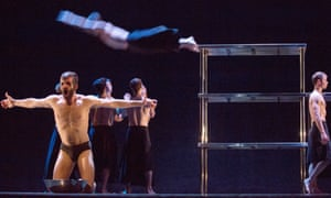 MC 14/22 (Ceci est mon corps) performed by Scottish Ballet at the Edinburgh festival in 2016.