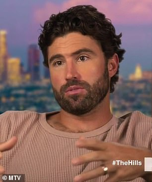 'Does Brody have sex with other women?' a friend asked Kaitlynn point-blank in the show.