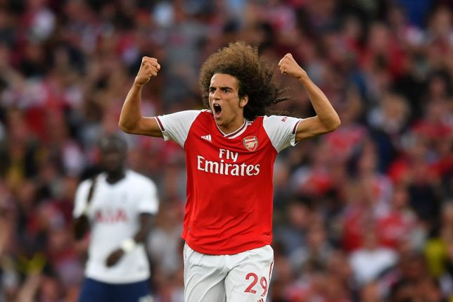 Arsenal youngster Matteo Guendouzi has received his first France call-up