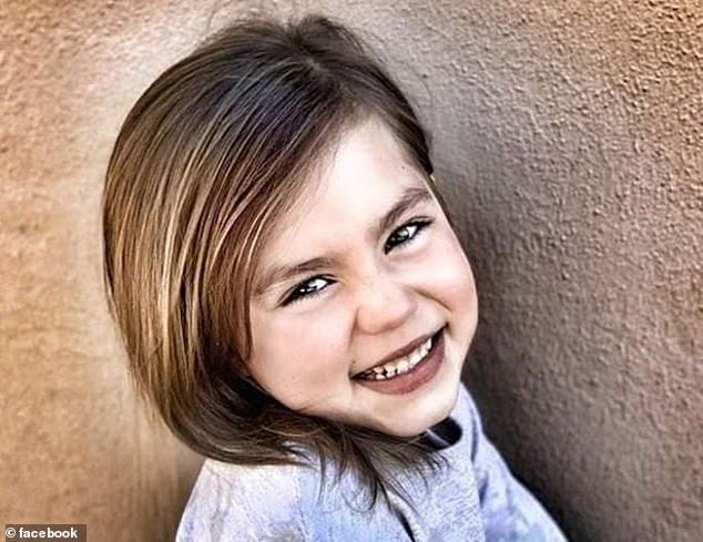 Amy-Lee de Jager (pictured) was snatched by a gang outside her school in Johannesburg on Monday, but was found early Tuesday after being abandoned on a street corner