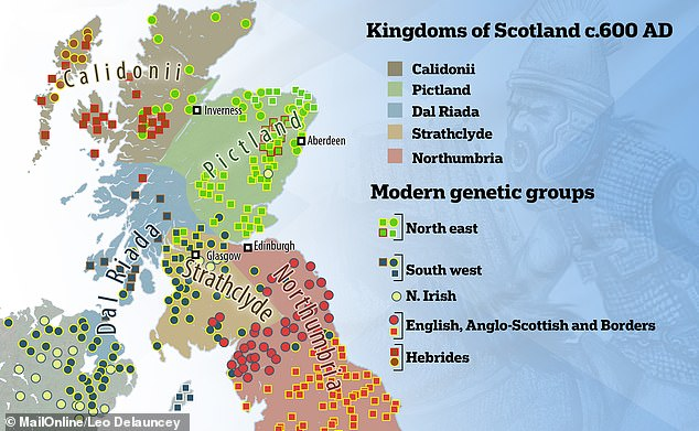 Researchers from the University of Edinburgh and RCSI (Royal College of Surgeons in Ireland) analysed genomic data of 2,544 British and Irish people. The research specifically focused on people whose parents lived just 50 miles apart