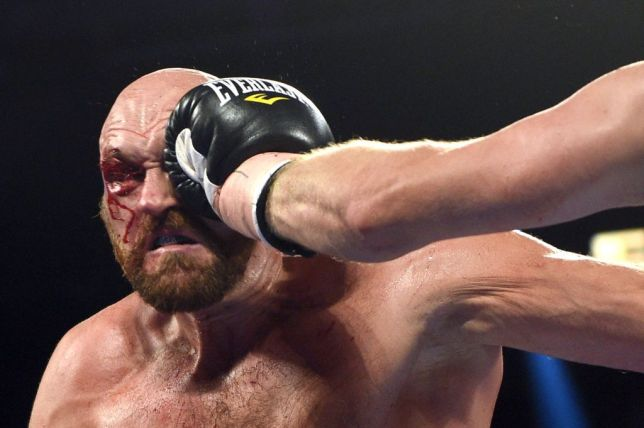 Why Tyson Fury was 'p***ed off' with Otto Wallin during Las Vegas bout