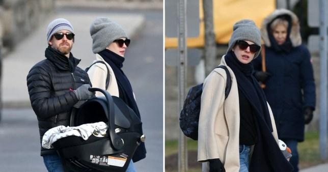 Anne Hathaway baby