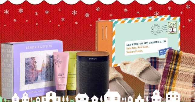 Some of the gifts to get your grandma this Christmas