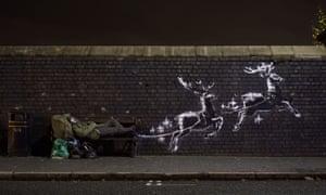 God Bless Birmingham by Banksy, 2019.