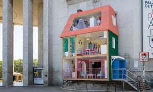 A Doll's House by Tatzu Nishi will be showing at the 2020 Adelaide festival.