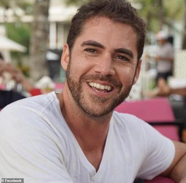 Ryan Roth, 39, has been identified as the missing person after his belongings were found at the top of cliffs near the Selonding Temple in Pecatu Village on Monday morning. Speculation is growing that the British national could have faked his own death