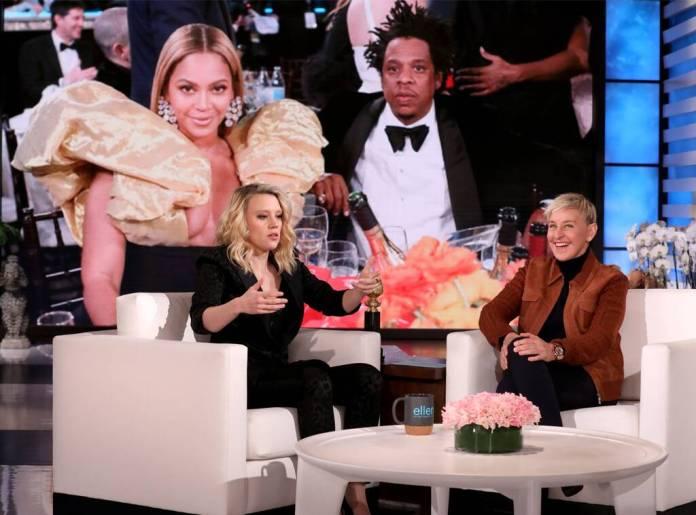 Kate McKinnon, Ellen DeGeneres