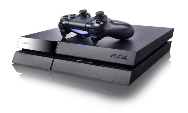 PlayStation 4 console (pic: Sony)
