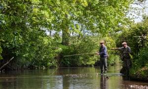 Fly Fishing in Devon