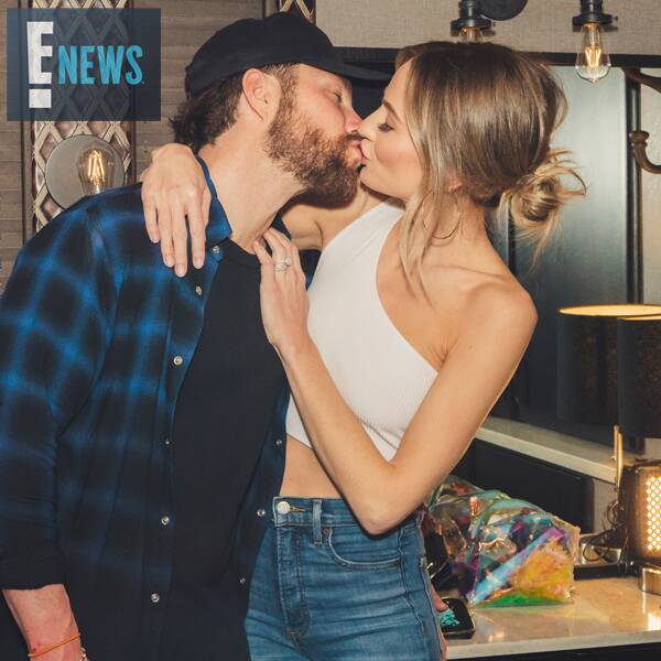 """They've Got """"Big, Big Plans"""": Lauren Bushnell and Chris Lane Share What's Next For Them"""