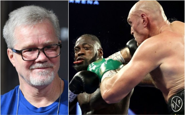 Freddie Roach says Deontay Wilder should avoid an immediate rematch with Tyson Fury
